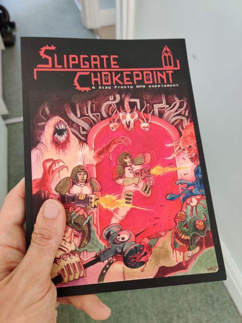 Slipgate Chokepoint book